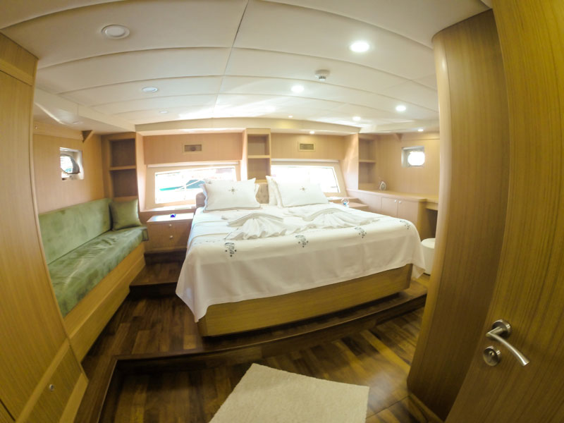 Luxury Gulet charter Marmaris