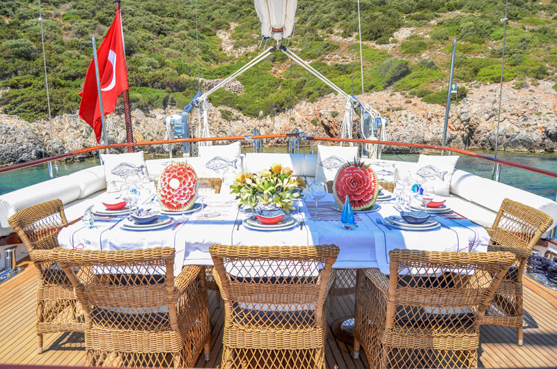 Gulet holiday antalya