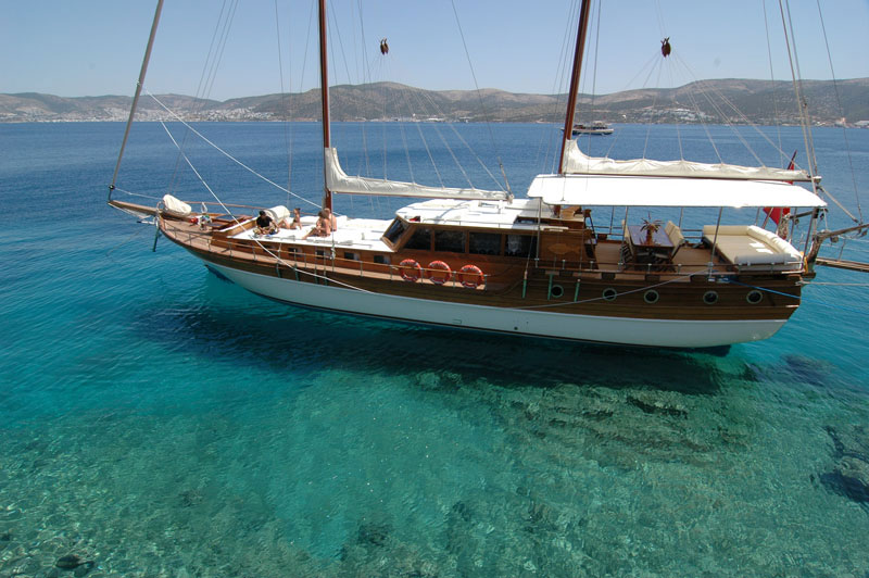 Gulet Holiday in Dodecanese Islands