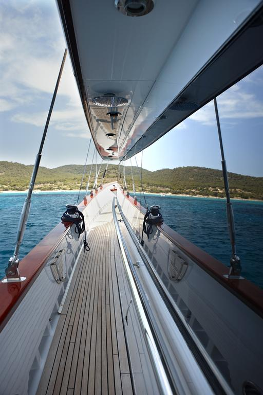 yacht charter in dodecanese islands