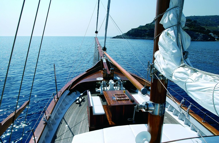 Yachting holiday Greece